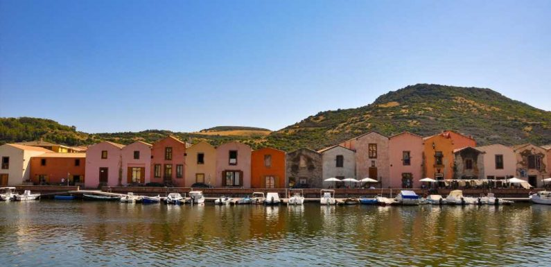12 of the most beautiful towns and villages in Sardinia