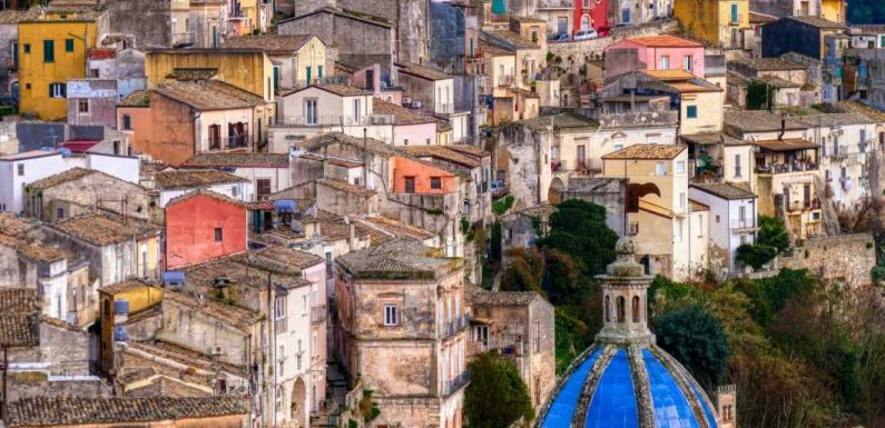 13 of the most beautiful villages and towns in Sicily