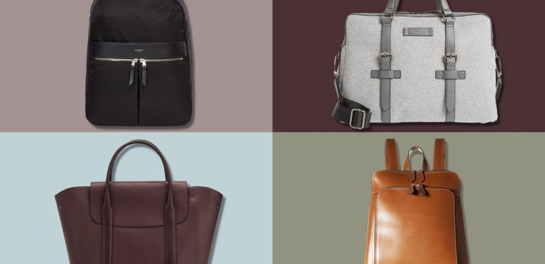 18 Stylish and Sturdy Laptop Bags for Business Travelers