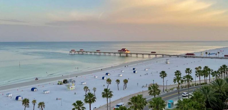 A perfect Florida getaway in Clearwater, Dunedin and St. Petersburg