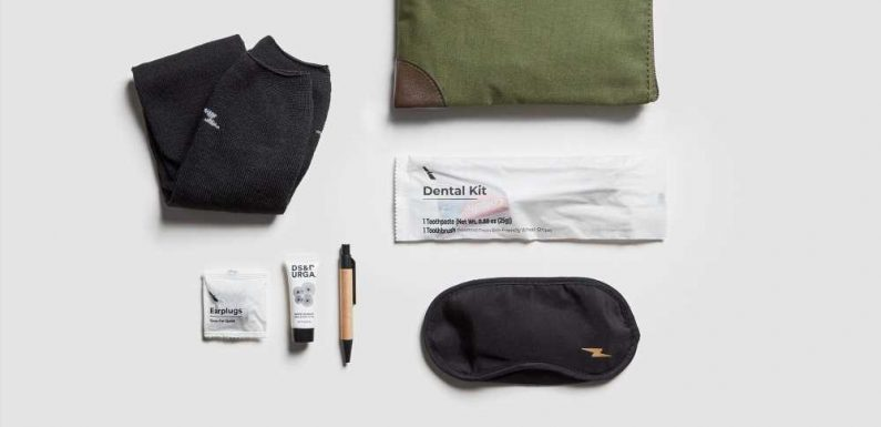 American Airlines' Amenity Kits Just Got an Incredibly Trendy Upgrade