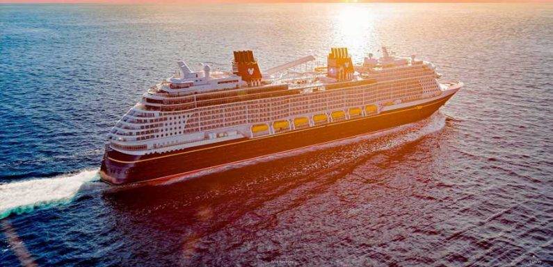 Bookings for Disney Cruise Line's Newest Ship Open This Month – Here's How to Reserve Your Spot