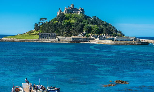 Britain at its best: Discovering St Michael's Mount in Cornwall