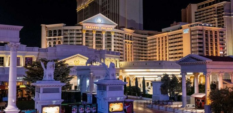 Caesars Vegas Properties Expects Sold Out Weekends for 'Foreseeable Future'