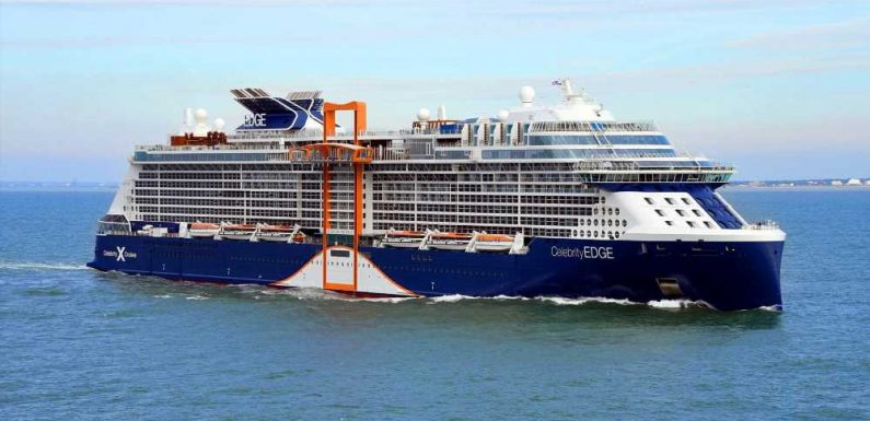 Celebrity Cruises Will Be the First Line to Sail With Ticketed Passengers in June