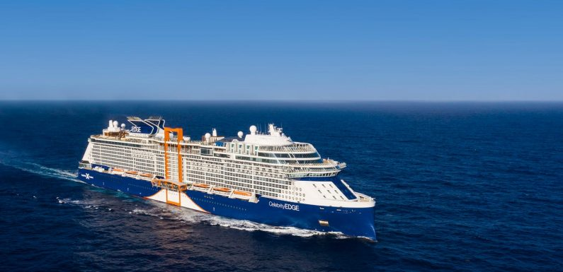 Celebrity Cruises is first cruise line to receive CDC approval to sail with paying passengers in June