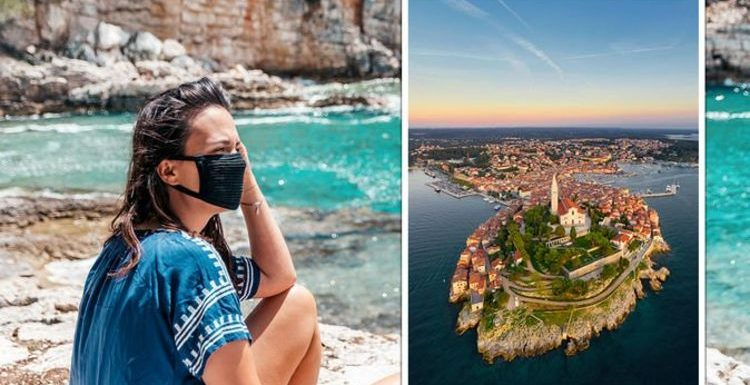 Croatia to open to foreign tourists but holiday hotspot remains on amber list for Britons