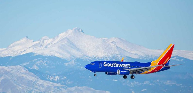 Deal alert: Southwest fares from $49 one-way or 2,700 points