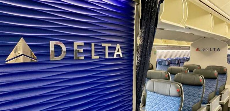 Delta cuts 4 routes, including fifth-freedom service between Seoul and the Philippines