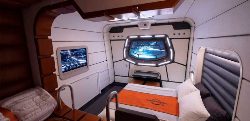 Disney's Star Wars: Galactic Starcruiser hotel could open as early as next spring