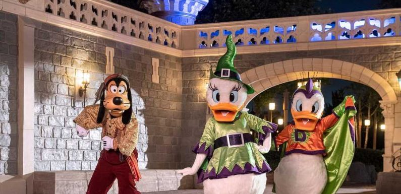 Disney World Just Revealed a New Halloween Bash Coming to Magic Kingdom This Fall
