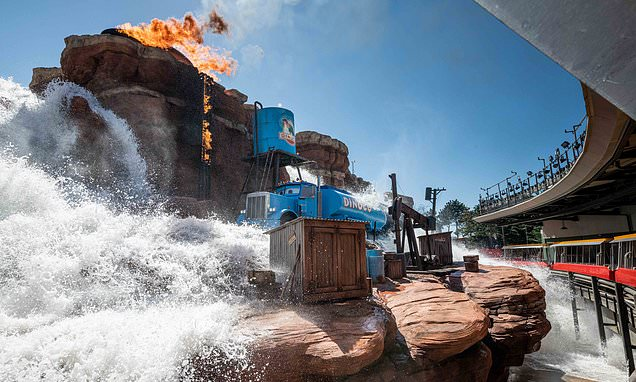 Disneyland Paris will reopen on June 17 with a new Cars attraction