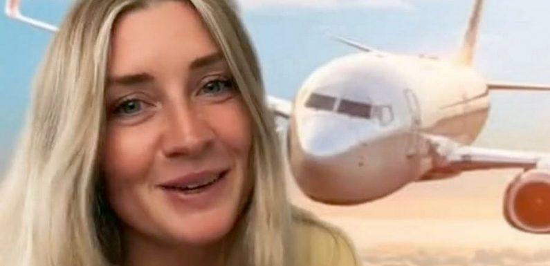 Flight attendant spills secret plane 'toilet hack' and other tips for traveling