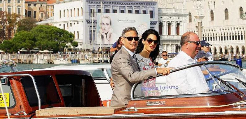 George Clooney Wants You to Come Visit Him on Lake Como