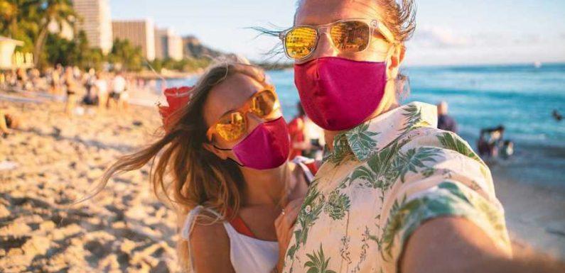 Hawaii Lifts Outdoor Mask Mandate