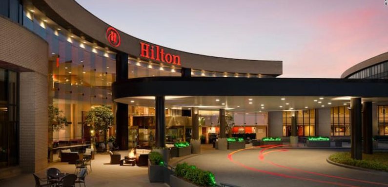 Hilton Honors American Express credit card review