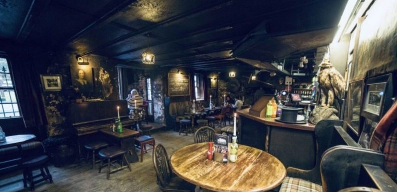Inside Britain's most haunted pubs where 'ghosts drink pints and haunt bedrooms'