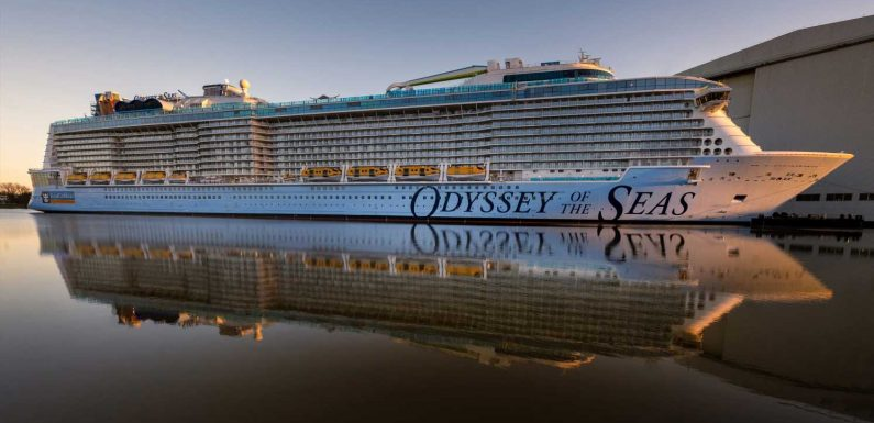 Israel unrest leads Royal Caribbean to cancel Odyssey of the Seas June through October sailings from Haifa