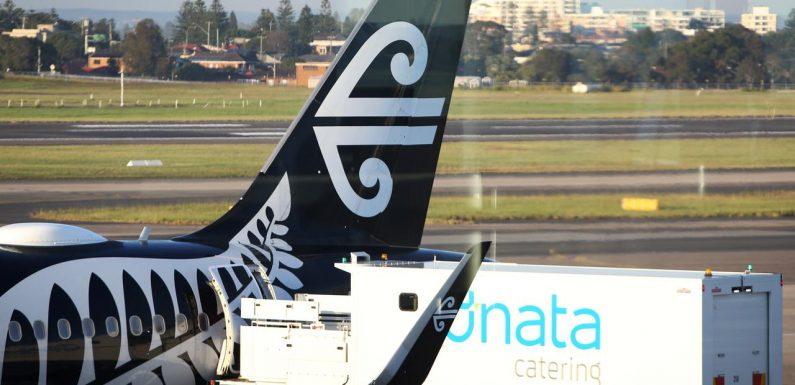 NZ blocks flights from Aussie state
