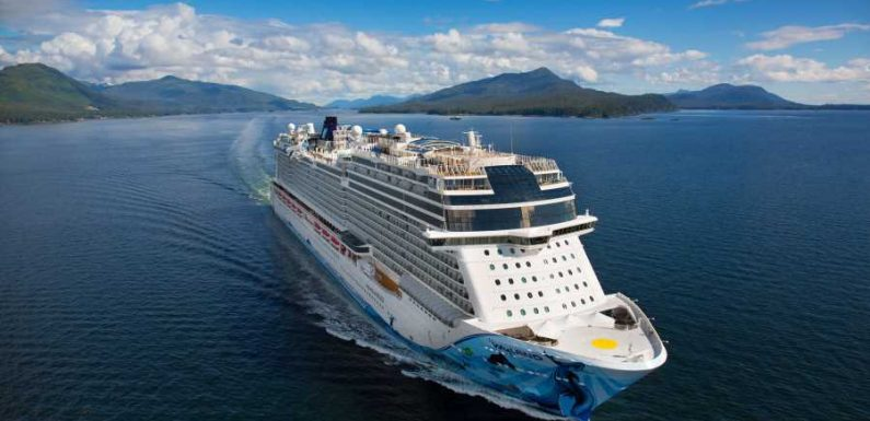 Norwegian Cruise Line Resumes Selling Voyages to Alaska for This Summer
