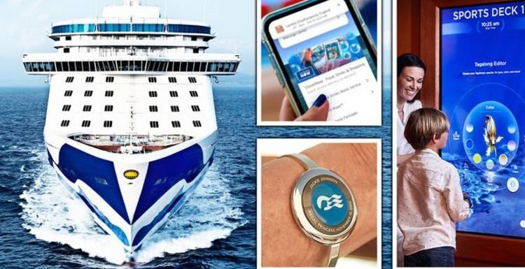 Princess Cruises UK sailings boosted by 'luxurious' hands-free service – no more queues