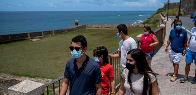 Puerto Rico Waives COVID-19 Testing Requirements for Fully Vaccinated U.S. Travelers