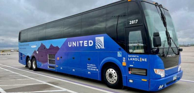 Ridin' solo, literally: A review of United's brand-new bus service between Denver and Breckenridge