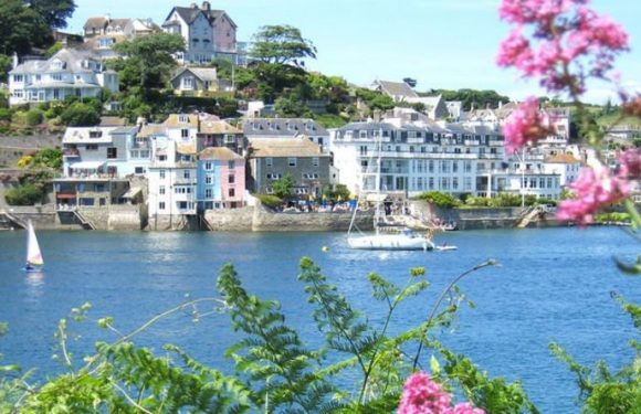 Salcombe named Britain's most expensive seaside town