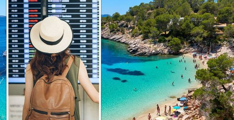 Spain: Islands to be kept off UK's 'green' list with 'tiny handful' of countries making it