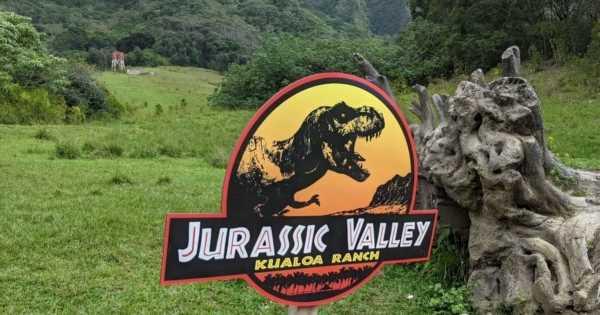 Stunning island where Jurassic Park and Jurassic World filmed open to visitors