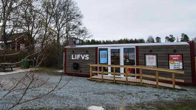 Sweden's unmanned supermarkets with no staff or check-outs