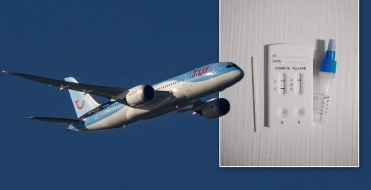 TUI to offer £20 COVID tests for UK holidaymakers going to green list countries