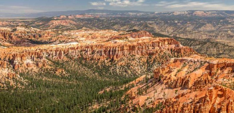 The 10 Most Scenic Overlooks in U.S. National Parks