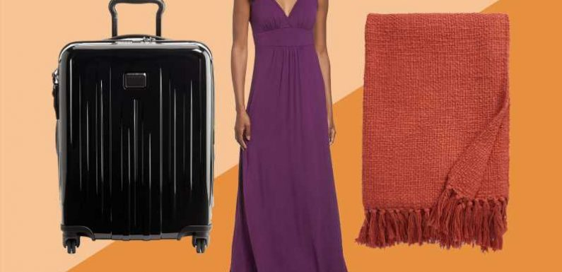 The 50 Best Deals to Shop from Nordstrom's Half-yearly Sale — Including Coach Handbags and Tumi Suitcases
