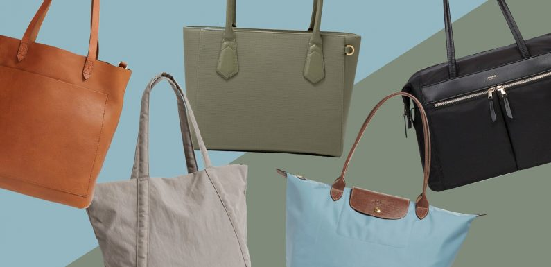 The Best Travel Tote Bags