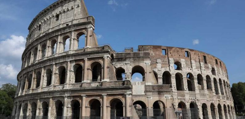 The Colosseum Debuts Plan for Retractable Floor Allowing Visitors to Stand Where Gladiators Used to Battle