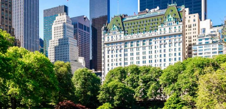 The Plaza Hotel Is Reopening in New York City This Month