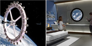 The World's First Space Hotel Is Slated to Open in 2027—and There Are Long Term Lease Options Available