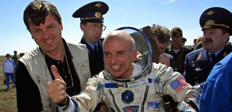 The World's First Space Tourist Arrived at the International Space Station 20 Years Ago – Here's What He Says About the Trip