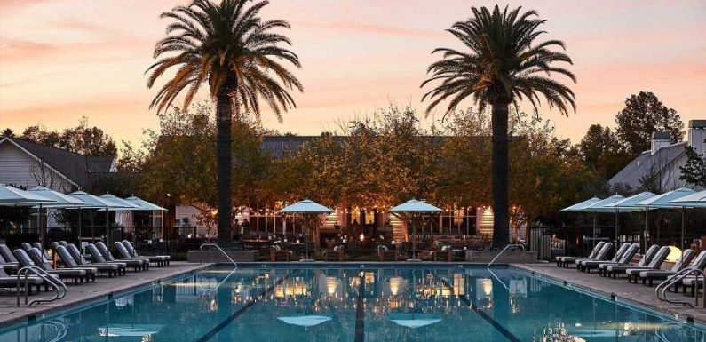 This Beloved Napa Resort Just Got a $30 Million Renovation With Outdoor Soaking Tubs, Guest Mercedes, and More