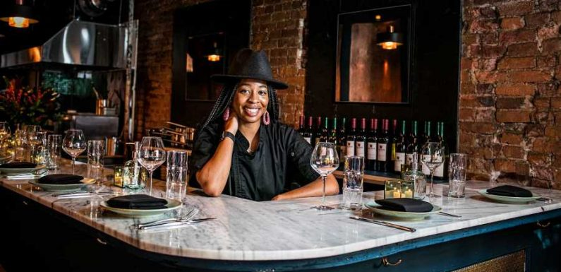 This Chef Is Serving Plant-based Southern Food and a Black-owned Wine List in NYC