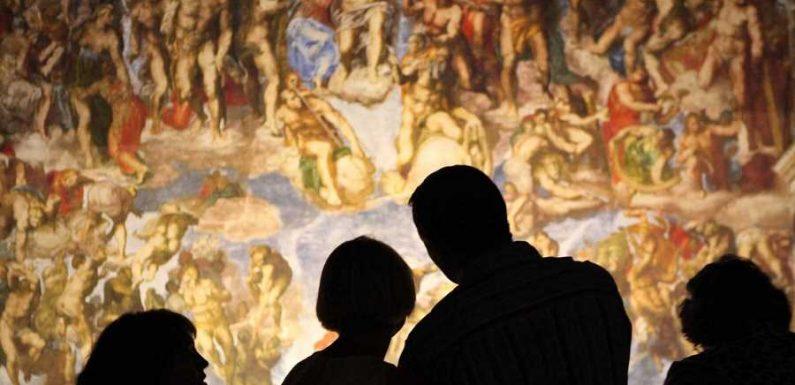 This Immersive Recreation of Michelangelo's Sistine Chapel Is Heading to San Antonio This Summer