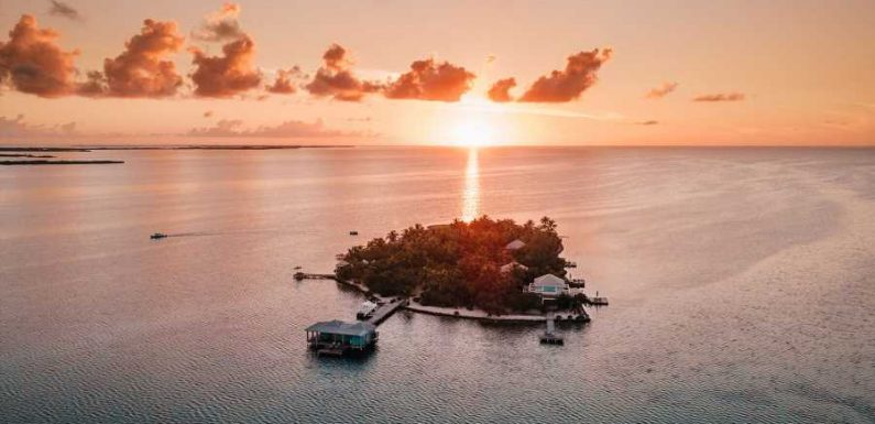 This Private Island Resort Has 7 Stunning Villas With Private Chefs, Personal Butlers, and More