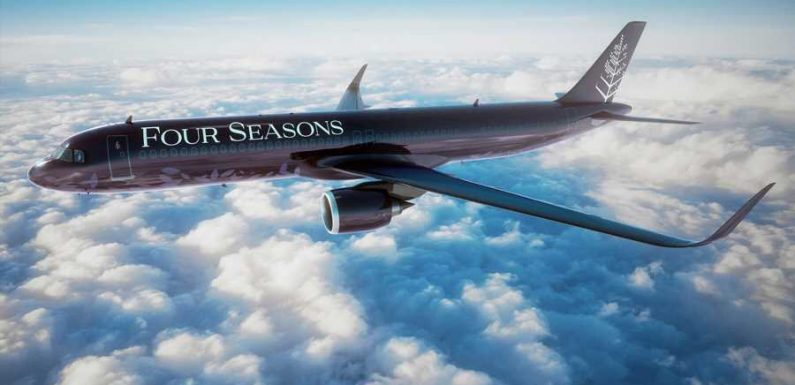 This Trip on the Four Seasons Jet Goes to Antarctica, Machu Picchu, the Bahamas, and More