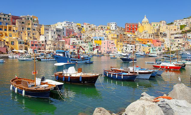 This tiny Italian island has one big secret… it's PERFECT!