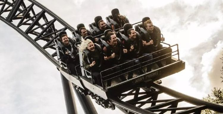 Thorpe Park cut over 40 percent off day tickets – get offer now