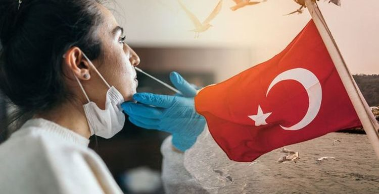 Turkey issues update on PCR 'testing requirements' – latest travel advice