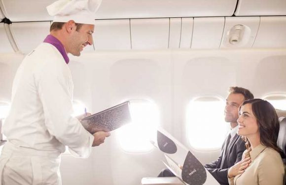 Turkish Airlines Is Bringing 'Flying Chefs' Back to the Sky