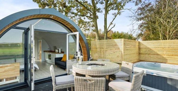 UK holidays: The best glamping spots in the UK to visit this summer