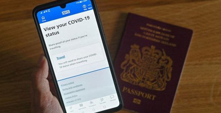 Vaccine passports launched in Scotland – how do they work?